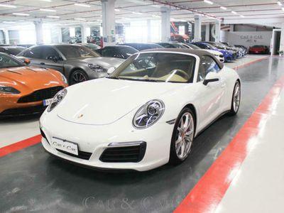 usata Porsche 911 Carrera 4S Cabriolet 911 991 3.0 T