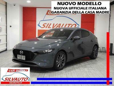 usata Mazda 3 2.0 L 122CV SKYACTIV-G M HYBRID EVOLVE - NUOVO MODELLO - NUOVA UFFICIALE ITALIANA - GARANZIA DELLA CASA MADRE