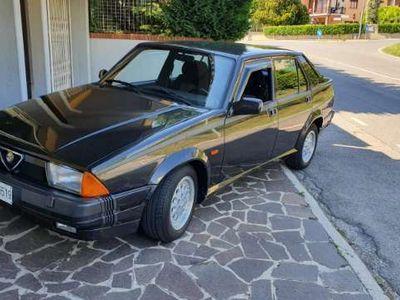 usata Alfa Romeo 75 1.8 turbo quadrifoglio A.S.N.