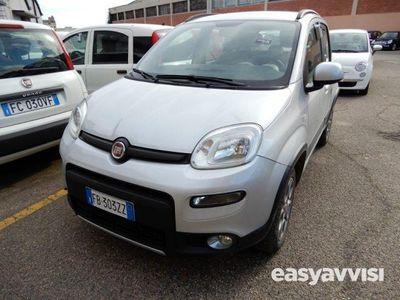 käytetty Fiat Panda 4x4 1.3 mjt 95 cv s&s diesel