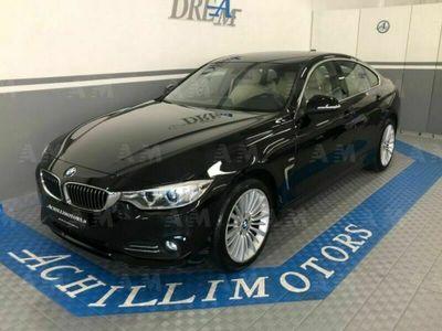 usata BMW 420 Serie 4 Gran Coupé d xDrive Luxury usato