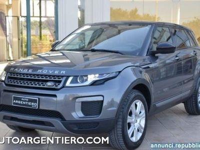 usata Land Rover Range Rover 2.0 TD4 150 CV 5p. Pure cerchi 18 autocarro n1 Ceglie Messapica