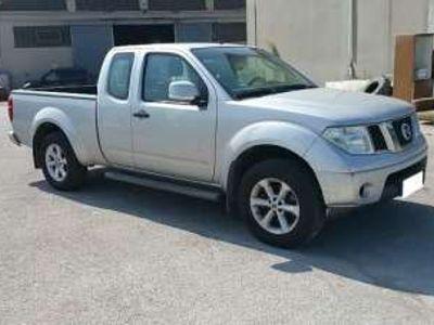 used Nissan King navara d40 2.5 dci 4wdcab diesel
