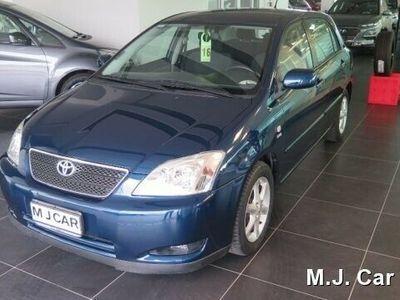 used Toyota Corolla 1.4 16V 5 porte #GPL rif. 9368922