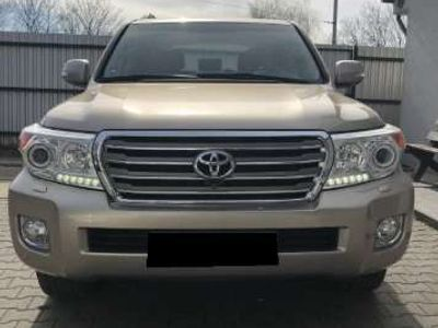 second-hand Toyota Land Cruiser V8 4.5 AT 7 posti Style