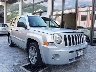 second-hand Jeep Patriot 2.0 Turbodiesel DPF Limited 4WD