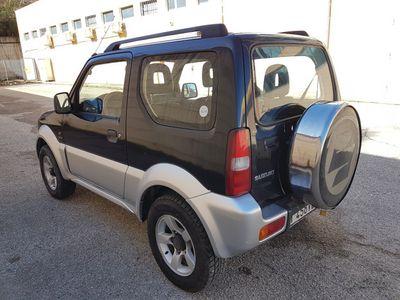 usata Suzuki Jimny 3ª serie - 2005