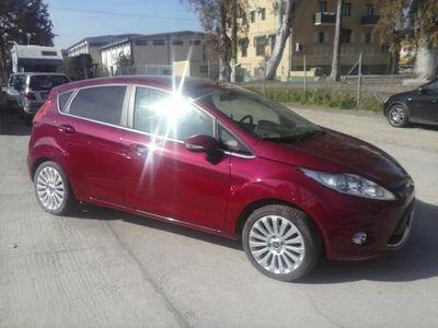 usata Ford Fiesta -- 1.4 16V 96CV aut. 5p. Titanium