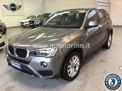 usado BMW X3 X3xdrive20d Business auto