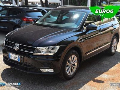used VW Tiguan 2.0 tdi Business 4motion 150cv
