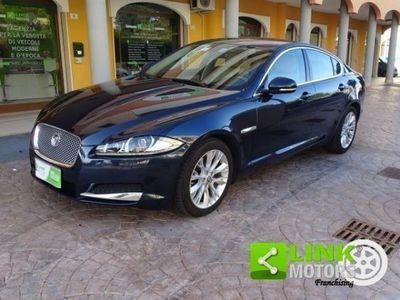 usata Jaguar XF 1ª serie (X250) 2.2 D Business Edition