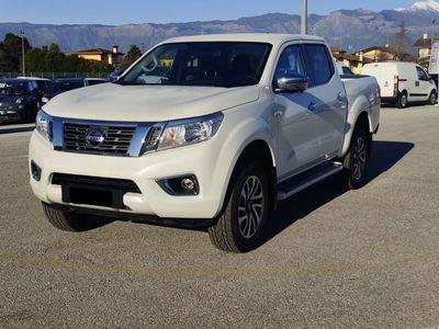 usata Nissan Navara 2.3 dCi 4WD Double Cab Visia