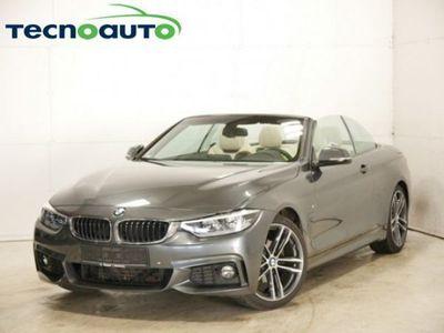 usado BMW 420 d Cabrio Msport