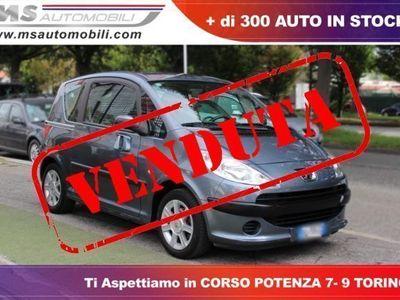 usado Peugeot 1007 1.4 Benzin Freddy Unicoproprietario
