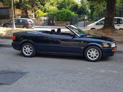 usata Audi 80 Cabriolet2.0 E cat ASI STORICA
