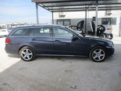 usado Mercedes E220 Classe Eblutec automatic business 125 kw WAGON