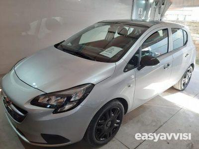 gebraucht Opel Corsa black edition 1.4 - 75cv benzina