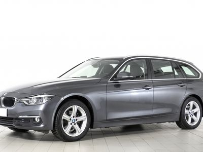 usata BMW 318 D Touring Business Automatico