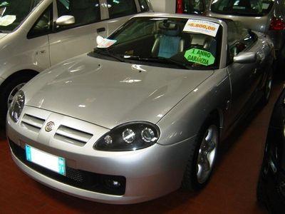 usata MG TF 115 1.6 16V cat LE '03 Cabrio