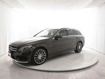 usata Mercedes E250 Classe C Station Wagon d 4Matic Automatic Executive del 2015 usata a Coccaglio