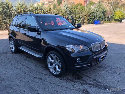 second-hand BMW X5 3.0D 2009 123000 km