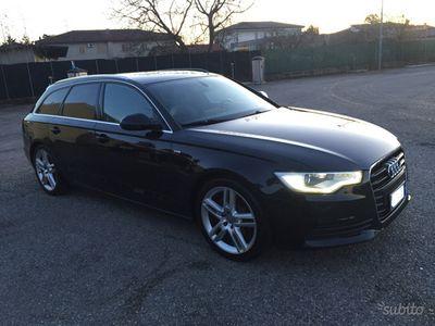 gebraucht Audi A6 3.0 tdi sline avant autom-navi-pelle-leed