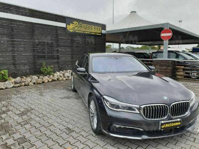 usata BMW 730L Serie 7 d xDrive Luxury usato