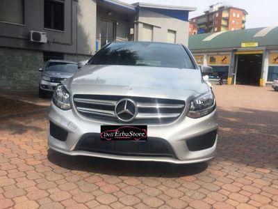 brugt Mercedes B180 CDI Premium