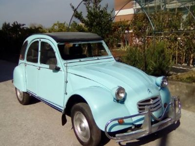 gebraucht Citroën 2CV - 3 CV Anno 76