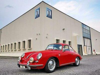 usata Porsche 356 B 1600 S 75CV