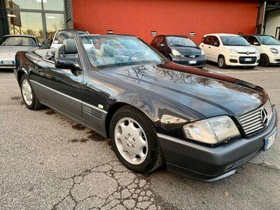 usata Mercedes SL320 1992 Tagliandata hard-top CATALITICA 148500 km!!