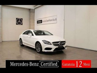 usata Mercedes CLS250 Classe (X/C218) d 4Matic Premium