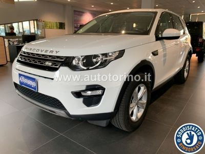 used Land Rover Discovery DISCOVERYsp. 2.0 td4 SE awd 150cv auto