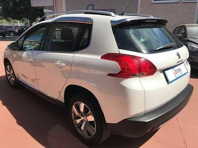 used Peugeot 2008 1.6 e-HDi 92 CV Stop&Start Allure AUTOMATICO