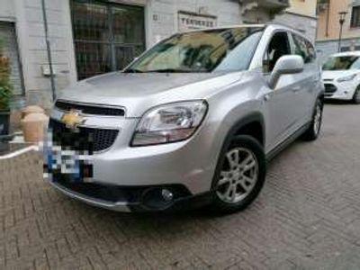 usata Chevrolet Orlando 1.8 GPL LT 7 POSTI!!!! Benzina/GPL