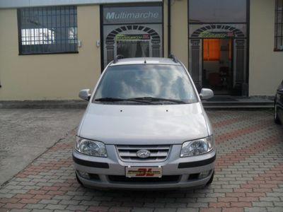 brugt Hyundai Matrix 1.5 CRDi TD 12V GLS Plus