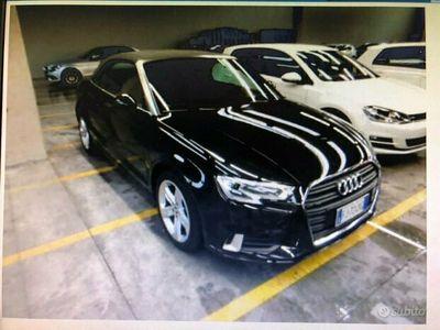 usata Audi A3 Cabriolet A3 Cabrio 1.6 TDI 116 CV Sport