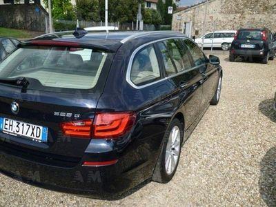 begagnad BMW 525 touring futura