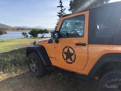 brugt Jeep Wrangler Wrangler 2.8 CRD DPF Mountain Auto