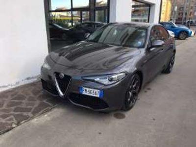 usata Alfa Romeo Giulia 2.2 Turbodiesel 210 CV AT8 AWD Q4 Veloce Diesel