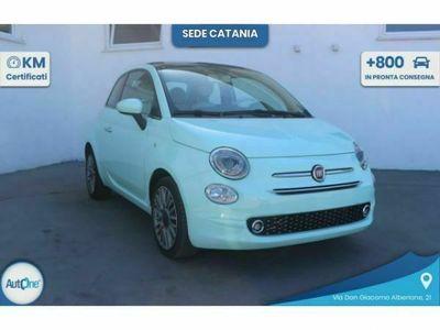 usata Fiat 500 1.2 69CV LOUNGE