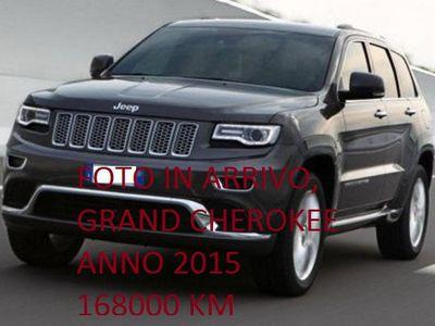 usata Jeep Grand Cherokee 3.0 V6 CRD 250 CV MJ LIMITED-XENO-PELLE-FULL!!!!