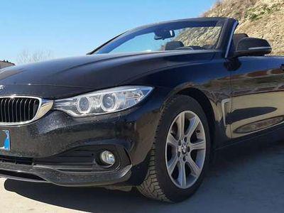 usata BMW 420 Serie 4 Cabrio(F33) Cabrio Advantage