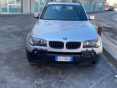 usata BMW X3 2.0 150cv 4x4