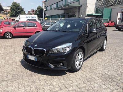 usata BMW 216 Active Tourer Serie 2 Advantage Ufficiale Italia