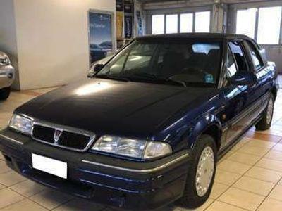 usata Rover 214 21416V cat Cabriolet