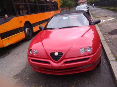 usata Alfa Romeo Spider - 2001