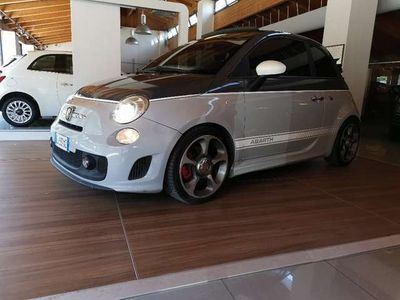 usata Abarth 500C 500C1.4 Turbo T-JET 160cv esseesse