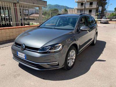 usata VW Golf Variant 1.6 TDI 115 CV DSG Executiv