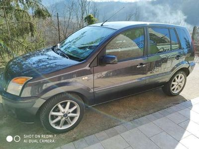 usata Ford Fusion 1.4 TDCi aut. 5p. Collection